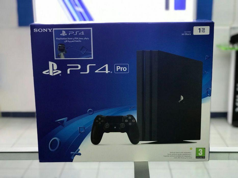 PS4 Pro 1TB em promoção