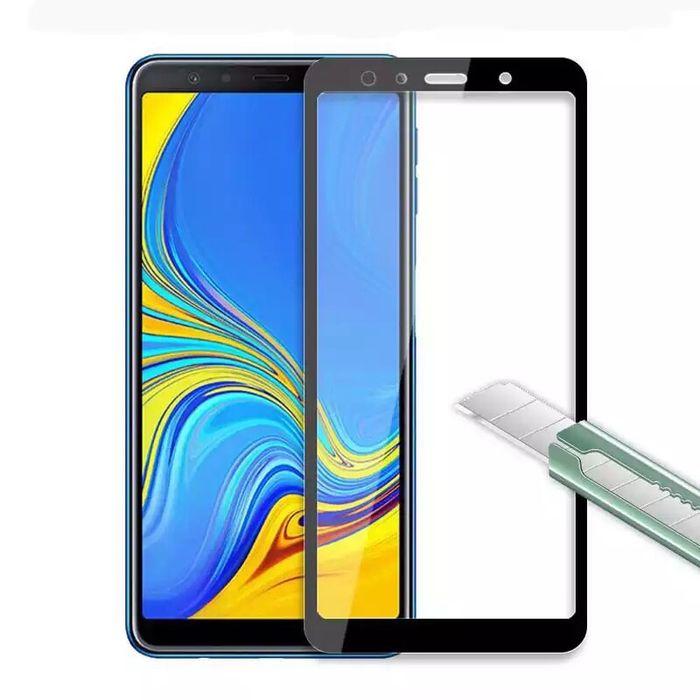 Folie Sticla Securizata 5D Full Adeziv Curbata - Samsung J4 Plus 2018