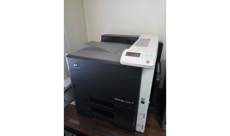 Продам цифровой принтер KONICA-MINOLTA BIZHUB C353P