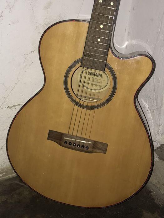 Guitarra YAMAHA Bairro Central - imagem 3