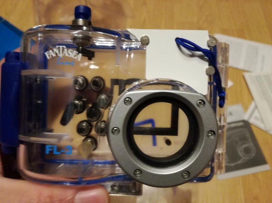 carcasa subacvatica camera digitala nikon (underwater housing)scuba di
