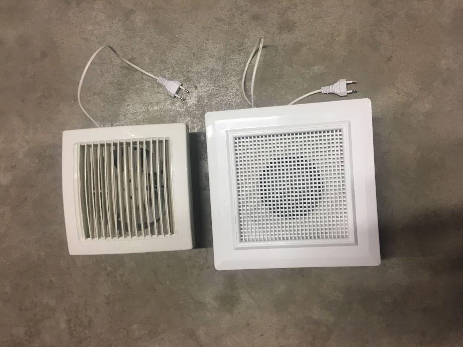 Вентилатор за баня 85mm - 150mm
