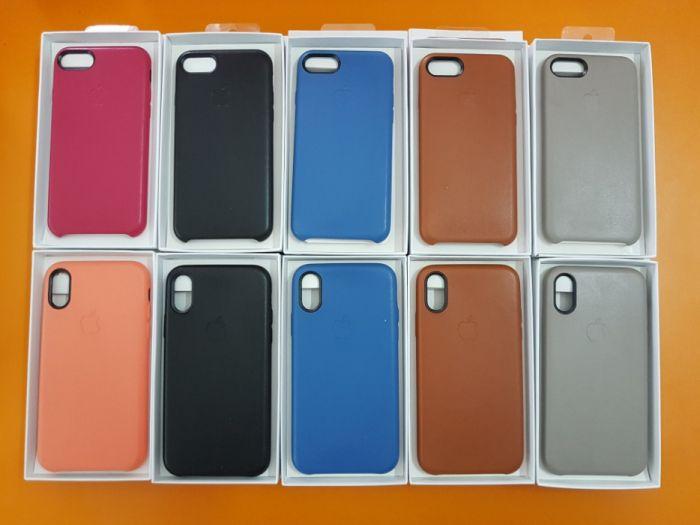 Кожен кейс за Iphone 6/ 6+ / 6S / 6S+ / 7 / 8 / X