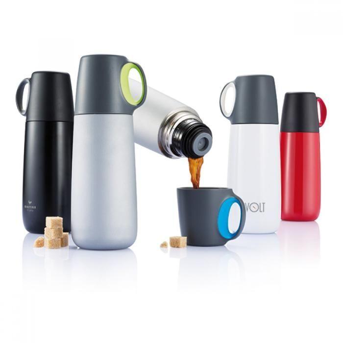 Туристическа термо бутилка (Термос) за кафе, вода, чай