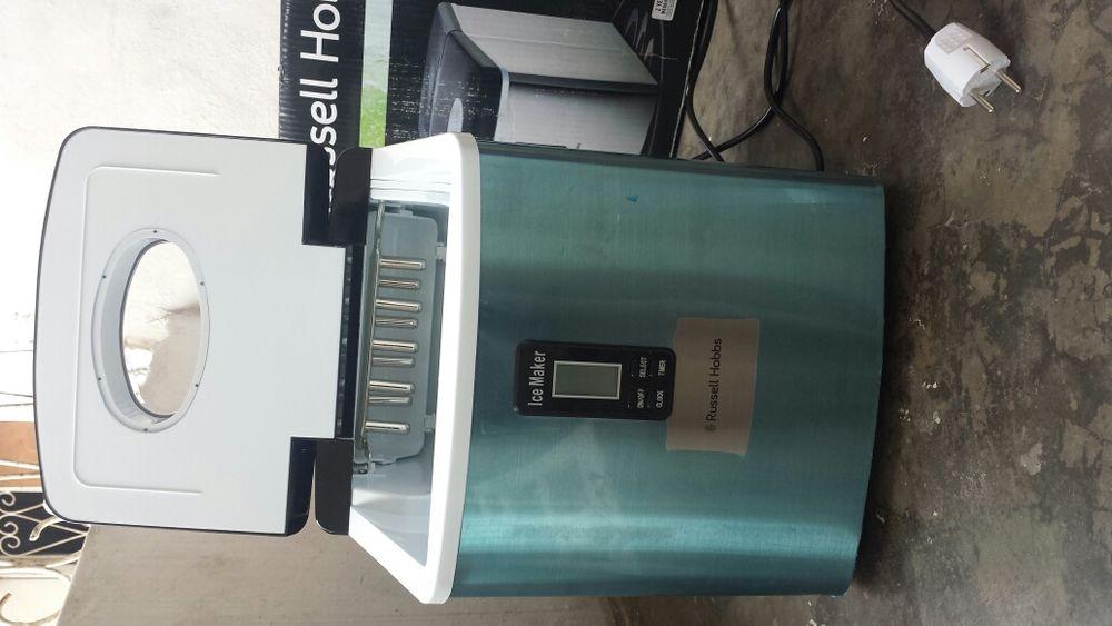 Máquina para fabricar gelo em cubos