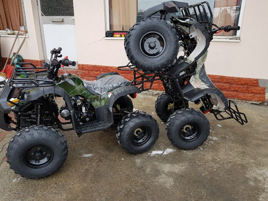 PROMOTIE Atv HUMMER-SPYDER ,2019 ,Robust de Calitate USA ,Fara Permis Alba Iulia - imagine 2