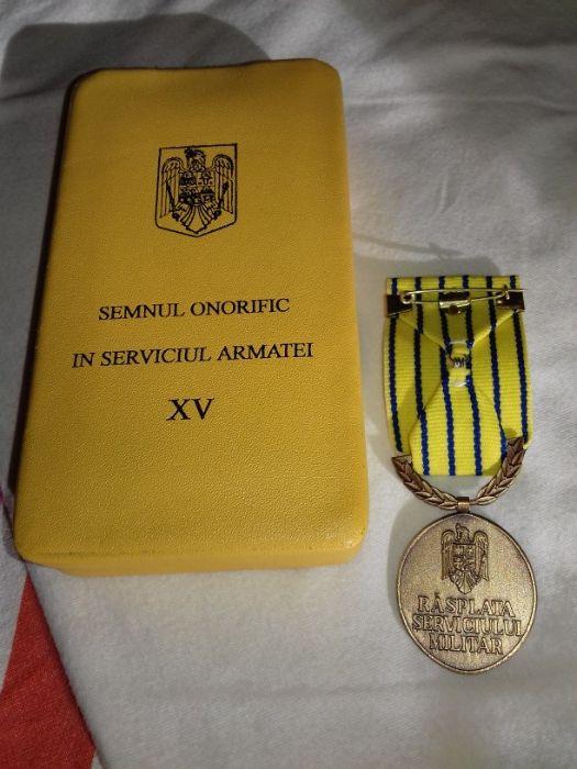 Medalie militara