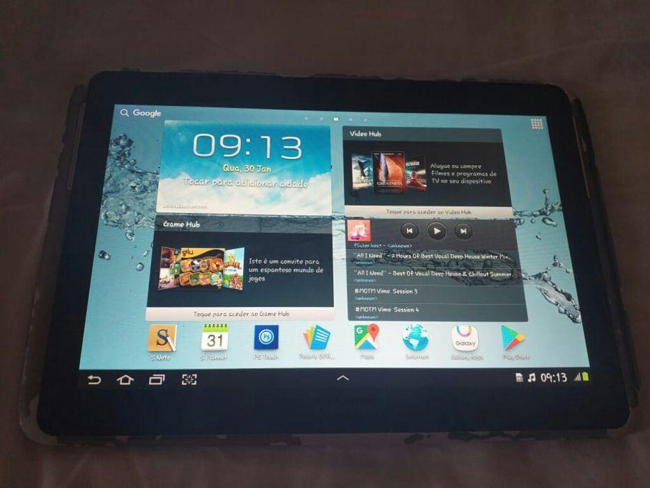 Leva tablet N8000 25gb memória cartao todas redes