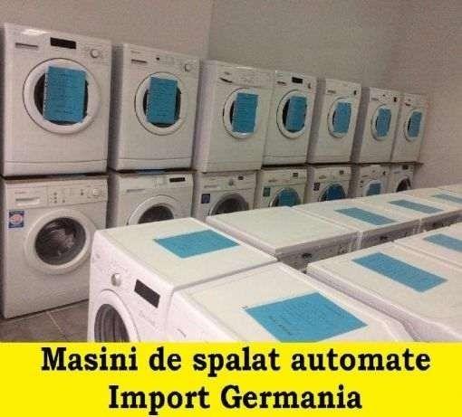 Masina de spălat rufe. Clasa AA. Pret real. Pe stoc !!!