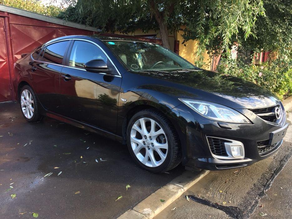 Dezmembrez Mazda 6 sport 2.2 diesel 185cp 2010 Bose Xenon piele