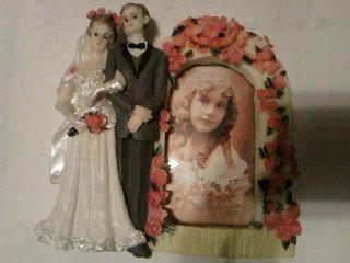 Rama foto nunta: mire si mireasa / rama foto triptic