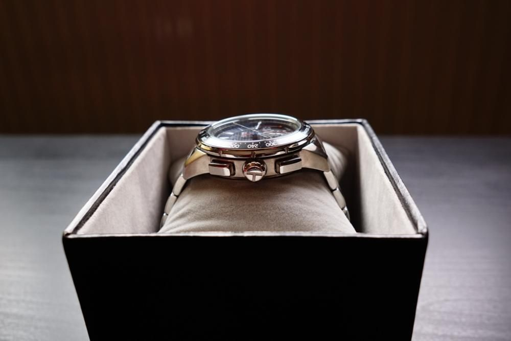 Ceas Timex - Intligent Quartz, Chronograph si tahimetru