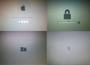 Разблокировка MacBook, iMac, iPhone от icloud и efi паролей