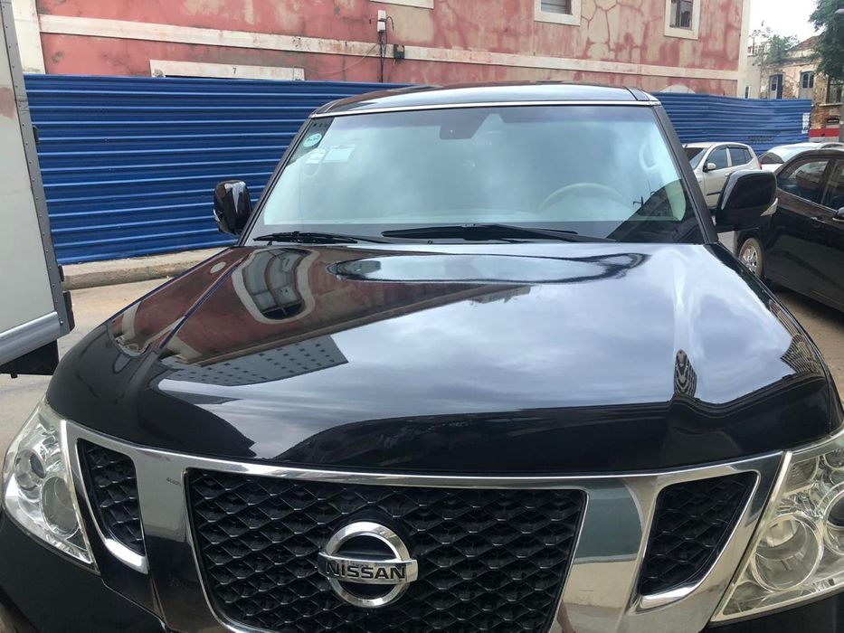 Nissan Patrol LE