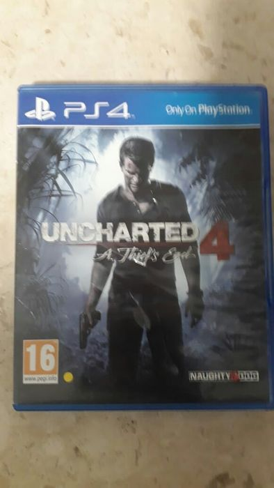 UNCHARTED A thief`s end 4