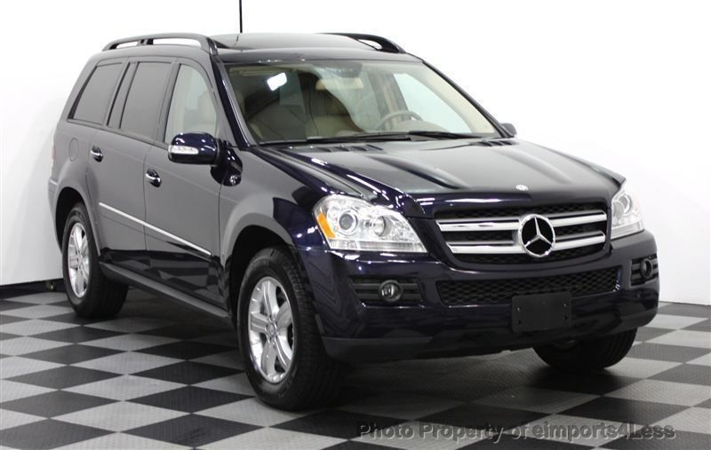 Мерцедес БЕНЦ ДЖ ЕЛ Mercedes Benz GL 450 НА ЧАСТИ