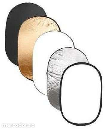 Blenda ovala 5 in 1, 60x90 cm 90x120 cm 100x150 cm