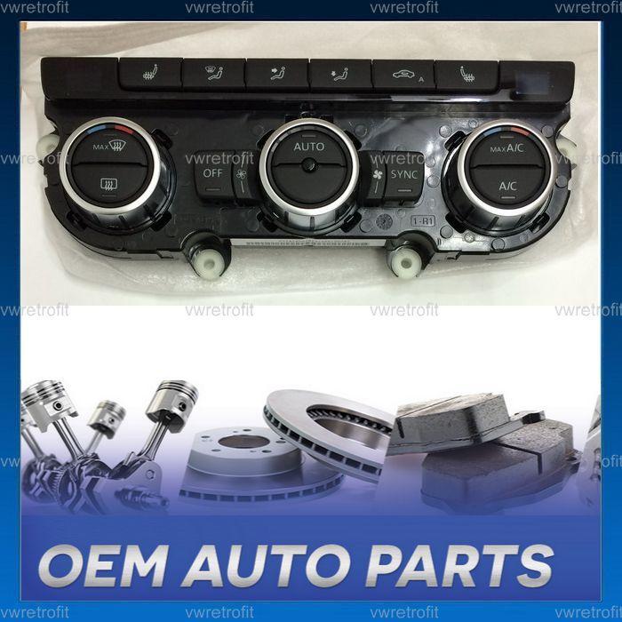 Panou Climatronic VW Passat B6, B7, CC, Eos, Jetta , Golf VI 6, Sciroc