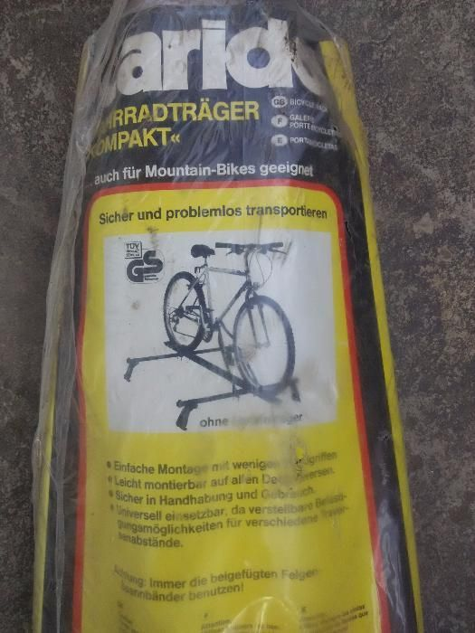 Багажник за велосипед Carido