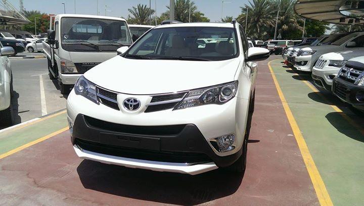 Toyota Rav4 Ultimo modelo