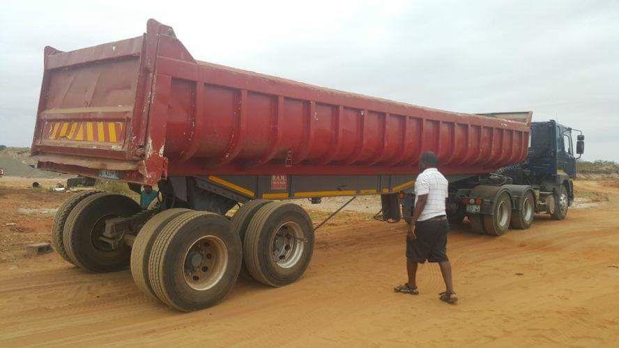Super camiao de 55toneladas a venda Maputo - imagem 2