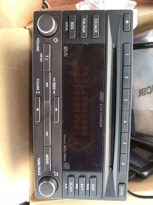 Радио СД Ченджър Субару Форестър Radio CD Changer Subaru Forester