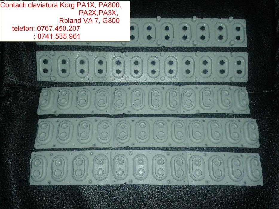 Contacte KORG cauciuc (Gume)Korg Pa1x Pa2x Pa3x Pa4c,Pa800,Pa900