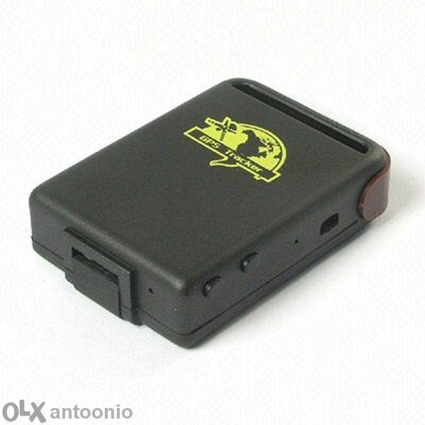 +WEB проследяване! Новия модел Real Time GPS Tracker TK102B 4-band тра