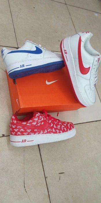 Nike's Air Force Bairro do Mavalane - imagem 1