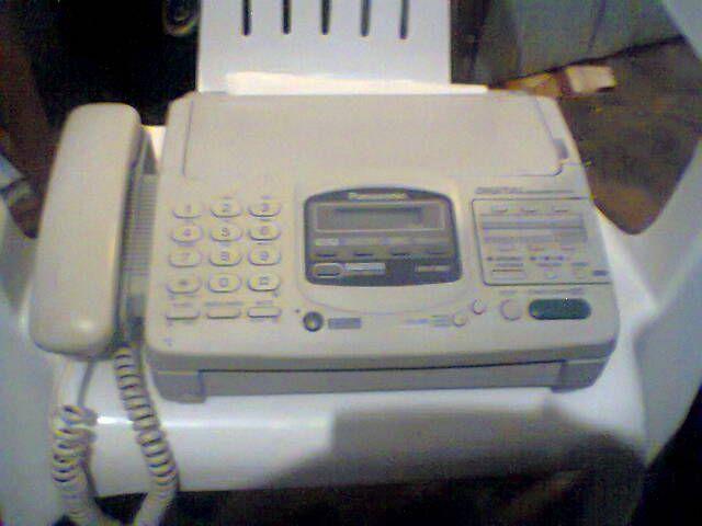 Fax panasoc digital