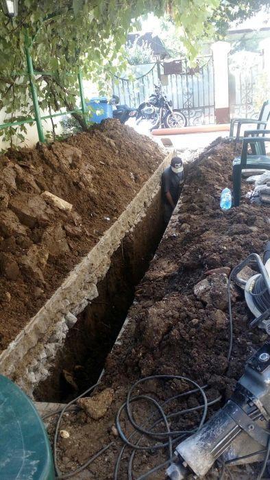 Bransamente apa-canal-electrice instalații sanitare