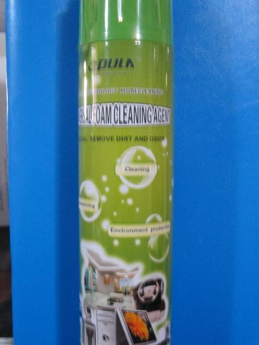 Спрей, пенный очиститель OPULA KCL 3001