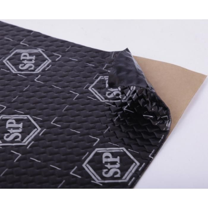Vand material insonorizant auto STP Black Silver Bulk Pack