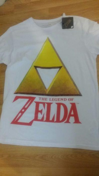 Tricou Zelda by nintendo