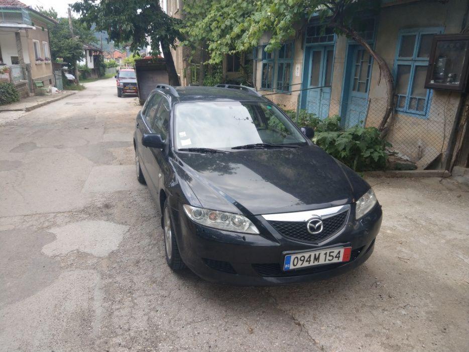 Mazda 6,2003г. Дизел.136к.с.На Части!!