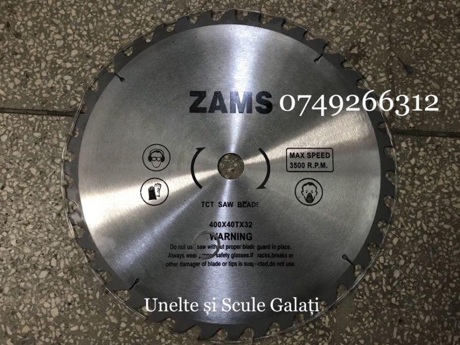 Pânză circular pentru lemn 400x40Tx32