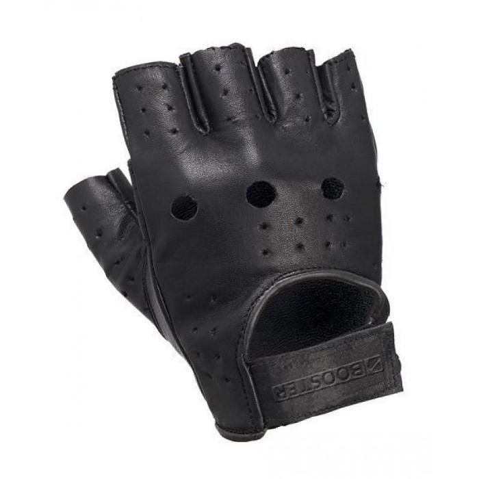 Кожени ръкавици без пръсти Booster Custom Размер: XL Нови!