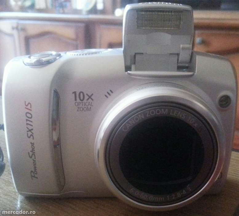 Canon power shot sx110 is