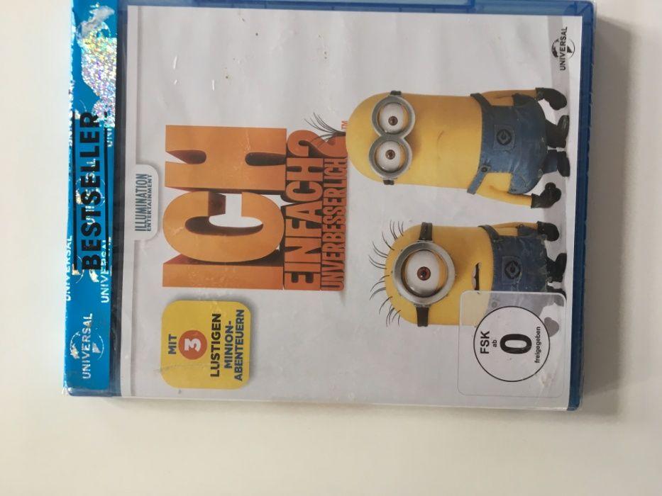 DESPICABLE ME 2 film original BlueRay disc DVD calitate superiora