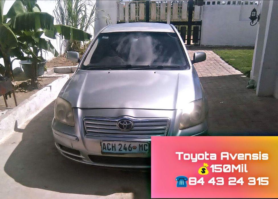 Vendo Avensis