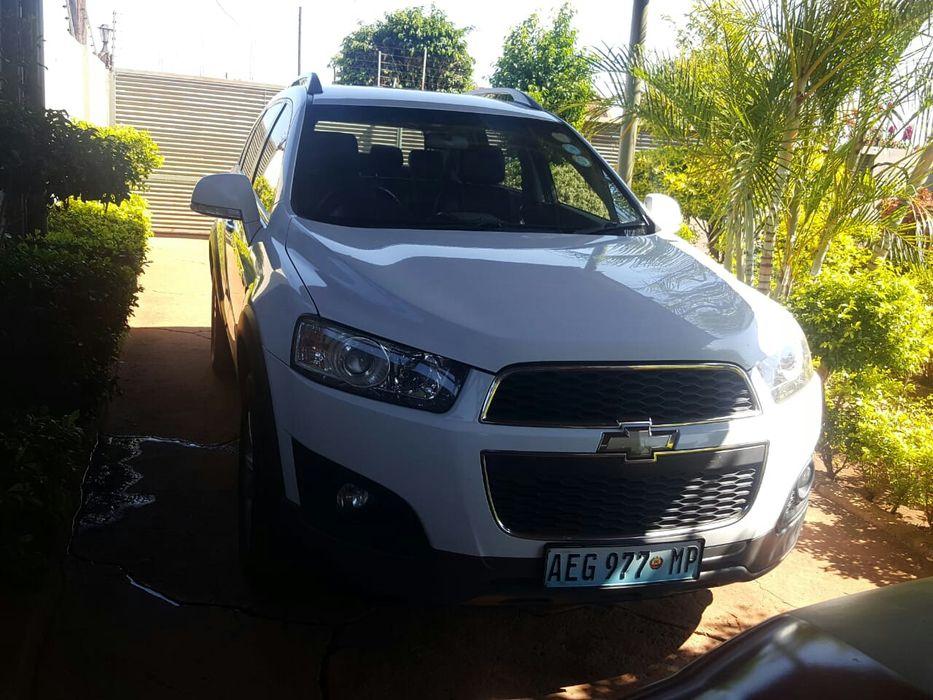 Chevrolet Capitiva a venda