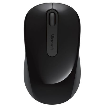 Mouse PC laptop Microsoft Wireless 900, Negru