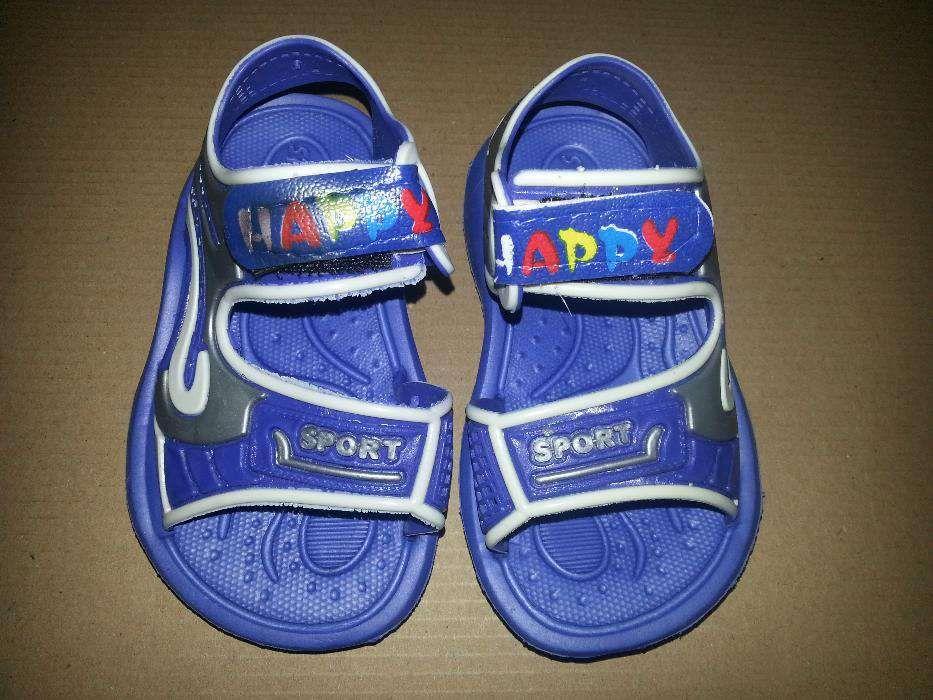 Papucei din plastic happy sport