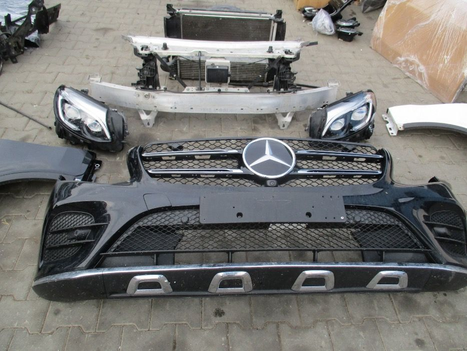 Mercedes GLC x 253 W253 AMG trager capota aripa bara far portiera