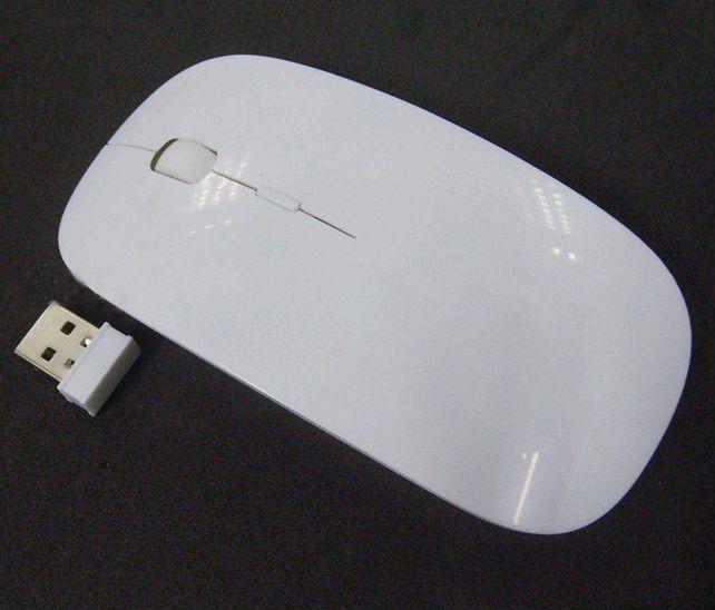 Mouse Wireless Modern, Super Slim, Receptor Nano NOU !