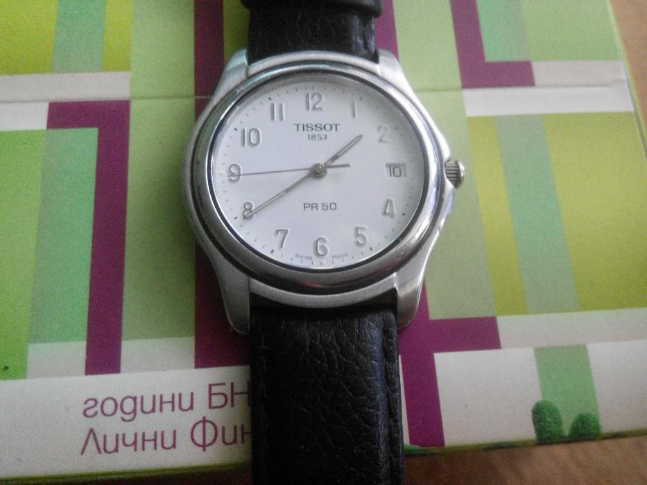 Оригинален Швейцарски часовник Tissot PR 50