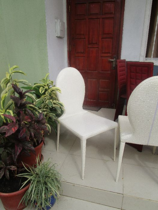 Conjunto de 4 cadeiras para mesa de jantar