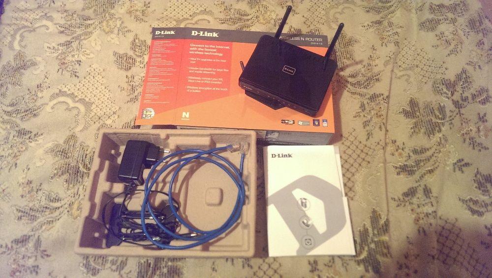 Vând Router Wireless D-Link DIR-615