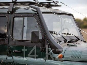 Уаз 469 / Uaz Hunter шноркель- T4