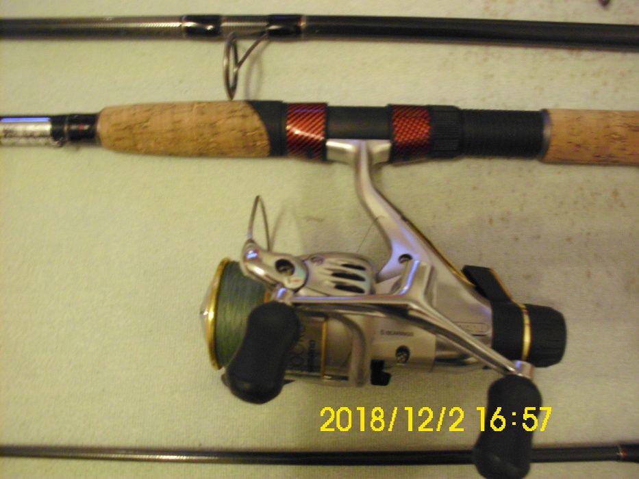 Vand/schimb undite/lansete pescuit Balzer